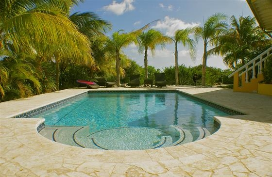 Bonaire Pools Coral Stone